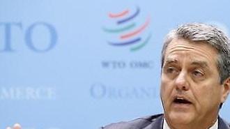 Tổng giám đốc WTO đột ngột xin từ chức