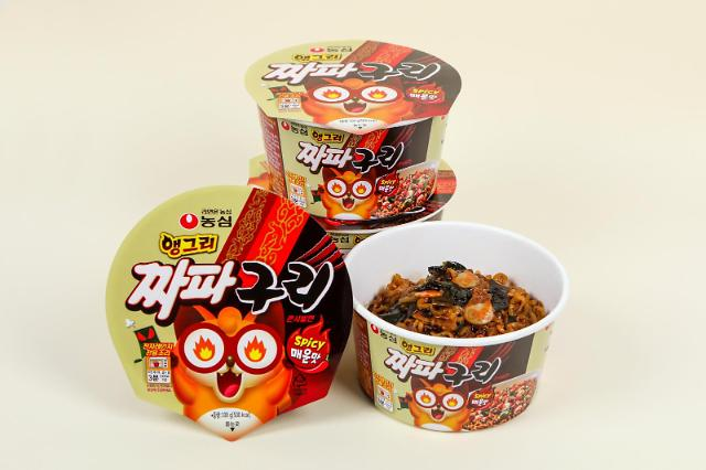 Instant noodle popularity jacks up Nongshims first-quarter profit