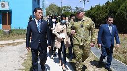 .统一部:DMZ韩方一侧参观项目最早本月内重启.