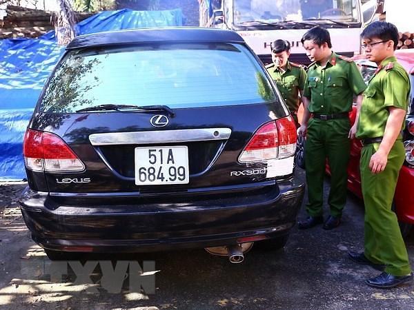 베트남, 차량번호판을 보면 소속을 알 수 있다?