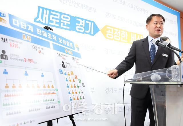 경기도 특사경, 불법 다단계판매조직· 선불식 상조업자 철퇴