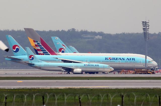 韩航空业掀起裁员风暴 一季度员工减少413人