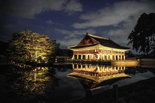 韩国古宫夜游等系列主题活动明起重启