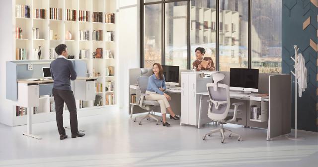 코아스, 오피스·홈 가구 렌탈 서비스 진출