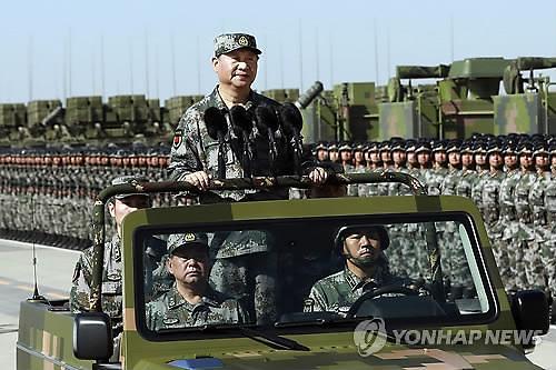 중국 양회서 국방예산 얼만큼 늘리나...중국군  9% 증액설도