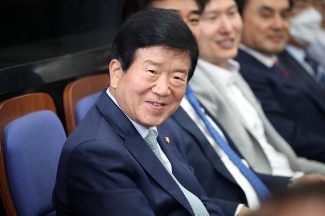 중국통 박병석 21대 국회 첫 의장...김상희 첫 여성 부의장