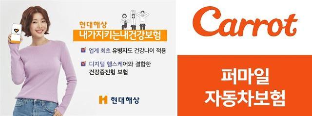 """현대해상 vs 캐롯손보…배타적사용권 획득 경쟁 """"가열"""""""
