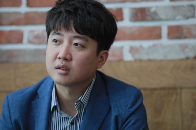 """[보수재건을 묻다-이준석①] """"'안티문재인'으론 안돼…MB 같은 사람 찾아야"""""""