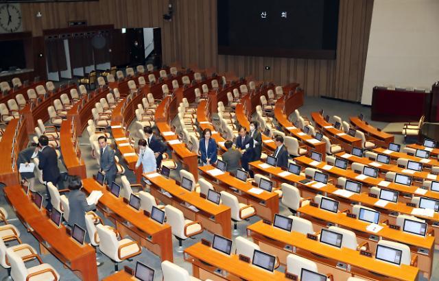 법안 통과율 36%…최악의 입법부 오명 못 벗은 20대 국회