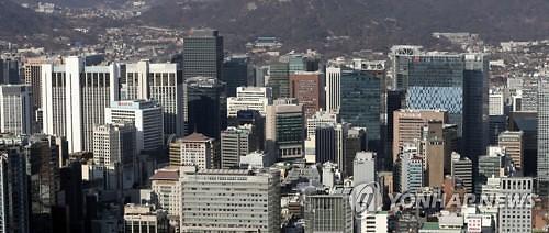 지난해 우리나라 50대 기업 영업이익 61% 폭락