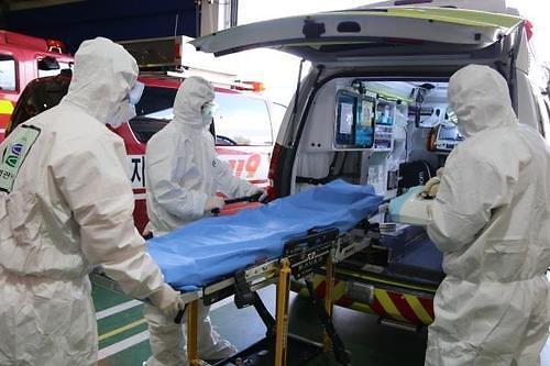 韩国新增12例新冠确诊病例 累计11122例