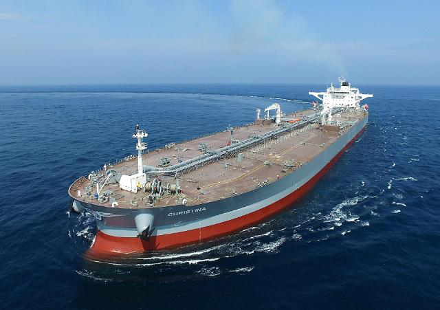 Hyundai shipyard wins $179 mln order to build two VLCCs installed with scrubbers