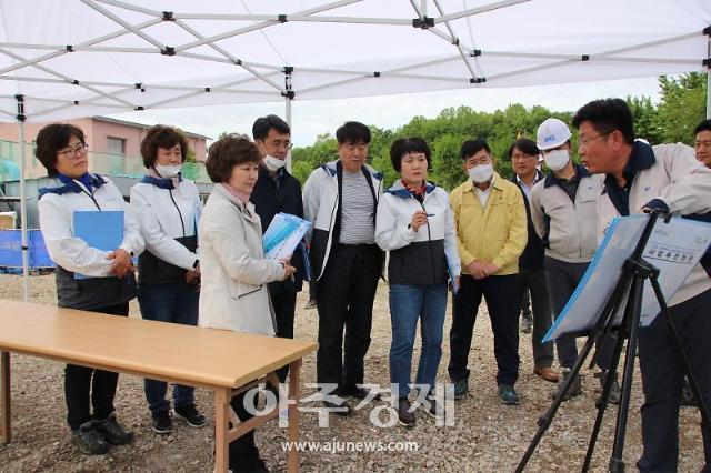 연천군의회, 행정사무감사 대비 주요사업장 현장확인 실시