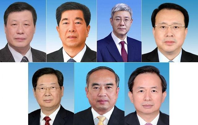 [2020 양회]中 양회를 빛낼 뉴페이스 7인...시진핑 측근 전면배치
