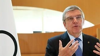 Chủ tịch IOC