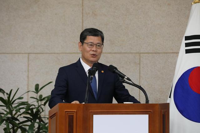 [포토] 文정부 한반도정책 설명하는 김연철 통일부 장관
