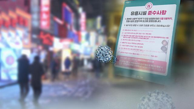 韩国新增20例新冠确诊病例 累计11142例