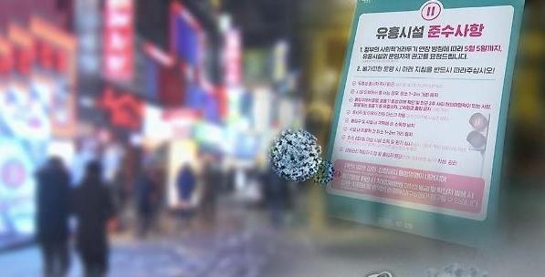 Hàn quốc có 20 ca nhiễm mới... tiếp tục phát hiện các ca nhiễm từ hộp đêm