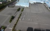 新型コロナで輸出の道が閉ざされた起亜自動車の光州第2工場、25~29日再び休業へ