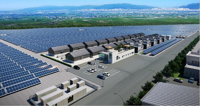 호반건설, 새만금 육상태양광 3구역 수주