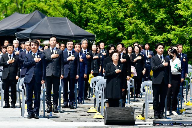 범여, 노무현 서거 11주기 봉하에 집결