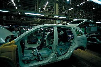 정부, 자동차부품업체에 기안기금 투입 검토