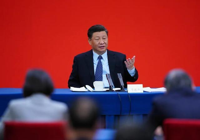 """양회로 드러난 중국의 의지…""""미국 눈치 안 본다"""""""
