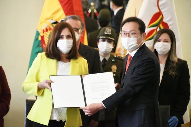 [코로나19] 국가계획 수립부터 진단검사까지...코이카, 볼리비아 지원