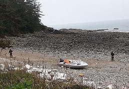 .韩西海岸发现疑似中国偷渡船.