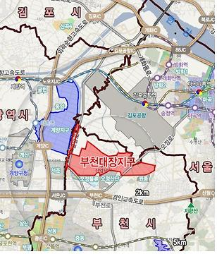 부천대장 지구지정…3기 신도시 5곳 모두 지구지정 완료