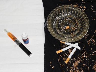 전자담배+궐련, 대사증후군 유병률 2.8배 높여