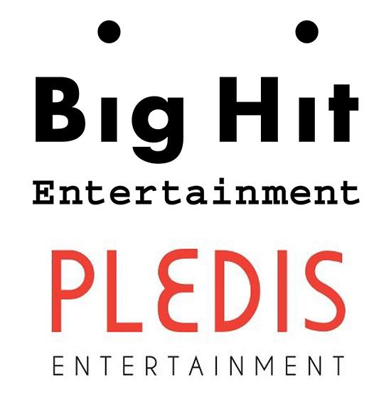 Big Hit娱乐收购Pledis娱乐
