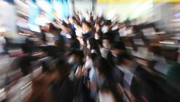 .韩国4月中小企业就业人数同比减少近54万.
