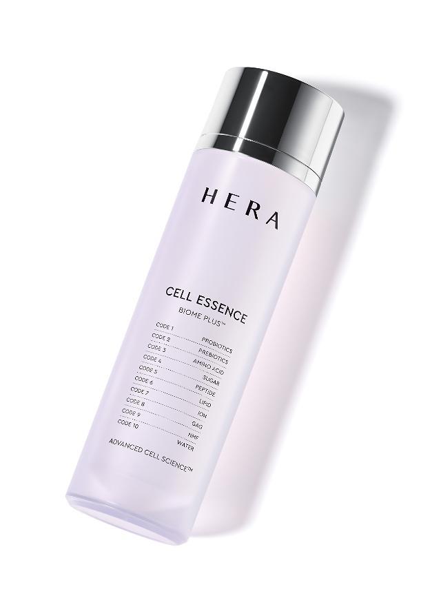 헤라, 셀 에센스 바이옴 플러스 출시…건강하게 빛나는 피부
