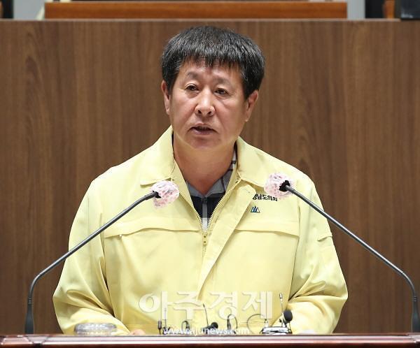 장승재 충남도의원, 대산공단·대호만 물부족 해결책 제시