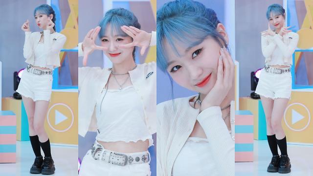 [슬라이드 화보] 러블리즈 류수정, 성공적인 솔로데뷔...치명적인 눈빛 (팩트인스타)