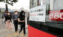 26日からマスクを着用していない乗客は乗車拒否可能