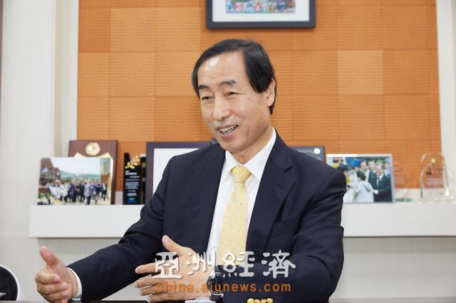 西大门区厅长文锡珍:K防疫是地区福利成果 政府要充分给地方放权