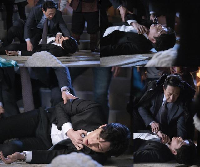[오늘밤 채널고정] 꼰대인턴 박해진 위기? 김응수에 무릎 꿇을까