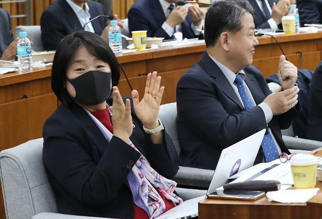 민주, 21대 국회 당선인 워크숍…윤미향 참석은 미지수