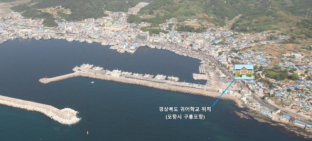 6번째 귀어학교 '경북 어업기술센터' 선정