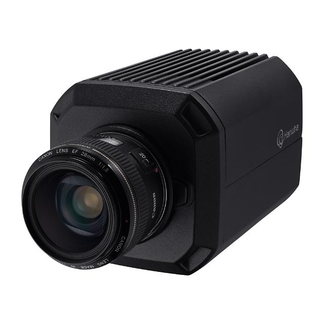 ​Hanwha Techwin releases ultra-high-definition 8K network surveillance camera