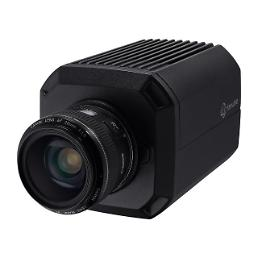.​Hanwha Techwin releases ultra-high-definition 8K network surveillance camera.