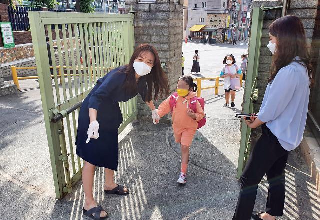 [コロナ19] ソウル・京畿など全国451校27日の登校延期