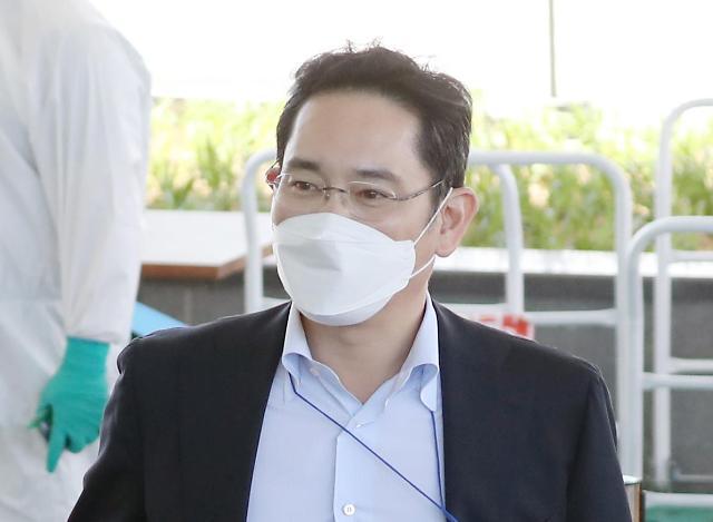 李在镕接受检方17个小时调查 否认做假账违规接班