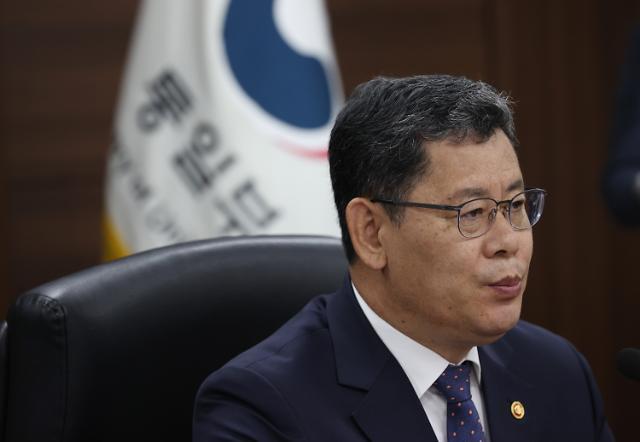 """김연철 통일부 장관, 한강하구 방문…""""남북 공동 이용 합의 추진 목적"""""""
