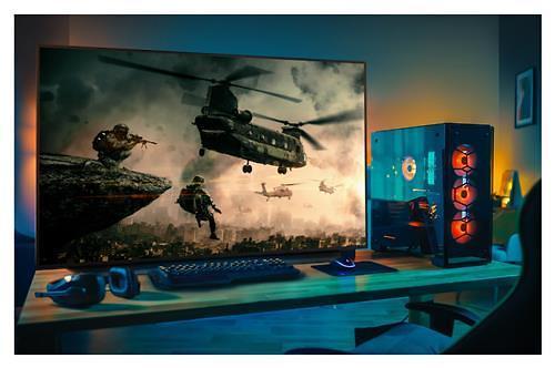 LG전자, 세계 최초 48형 올레드 TV 출시…라인업 확대