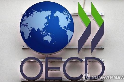 Xếp hạng GDP của Hàn Quốc tụt 2 bậc xuống vị trí thứ 10 trong bảng xếp hạng OECD