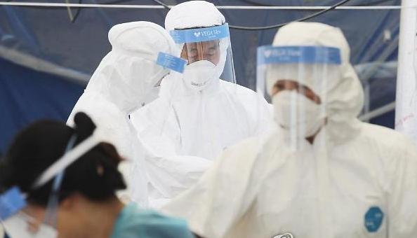Hàn Quốc xác nhận thêm 40 trường hợp nhiễm Covid19…Số ca nhiễm mới cao nhất sau hơn 1 tháng