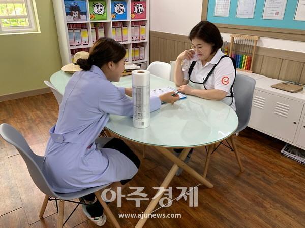 부여군 어린이급식관리지원센터, 충청남도 종합만족도 1위